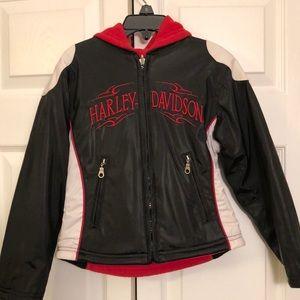 Harley-Davidson Girls Reversible Jacket